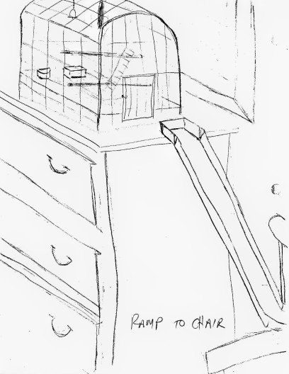 Ramp to chair 001