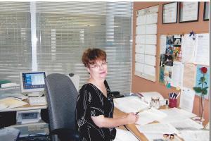 Gayle as Esprit Editor