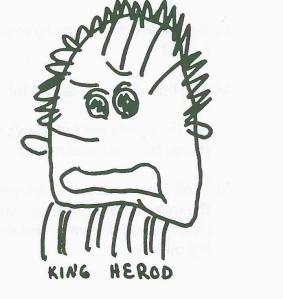 King Herod for Christmas Story