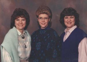 Moore Sisters 1987