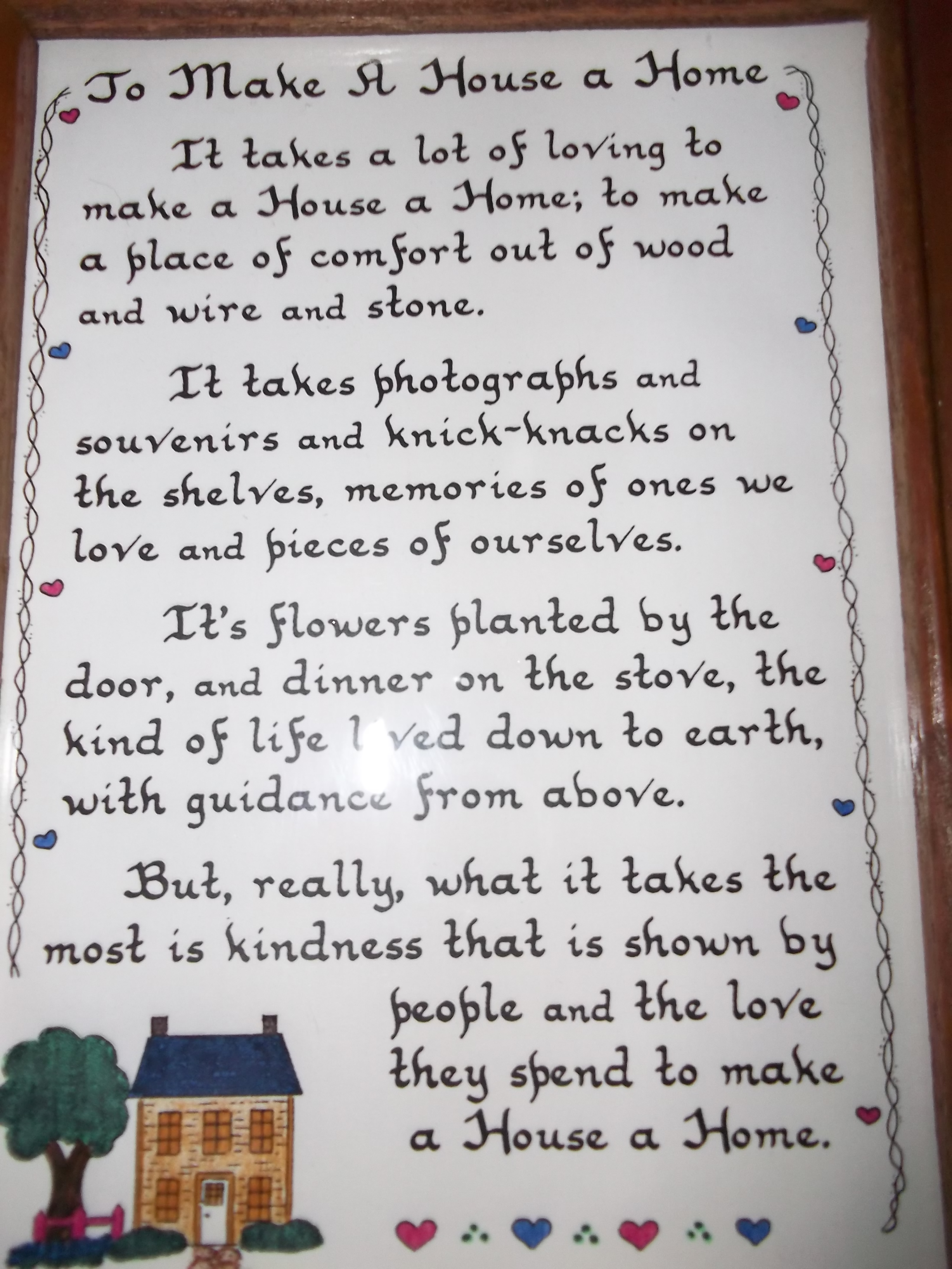 Hallway-Memorabilia Plaque.JPG